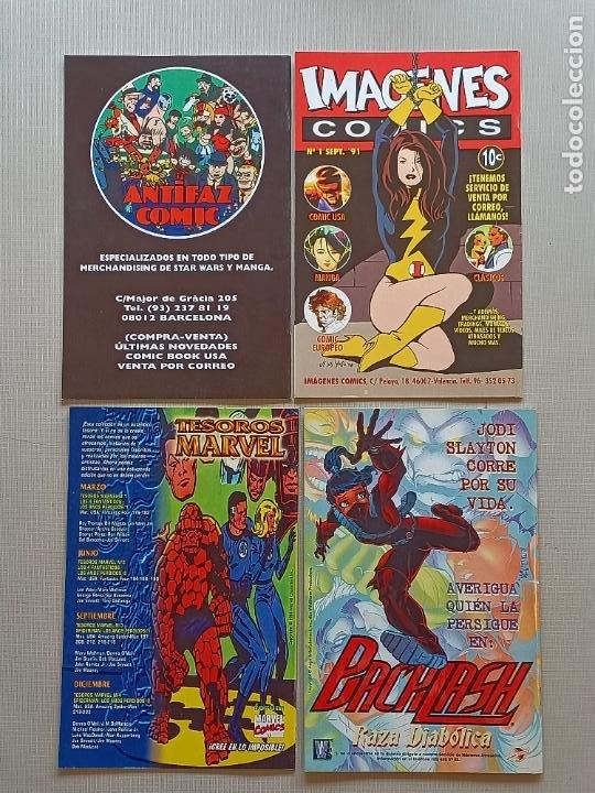 Cómics: LOS 4 FANTÁSTICOS HEROES REBORN FORUM - Foto 7 - 248480185