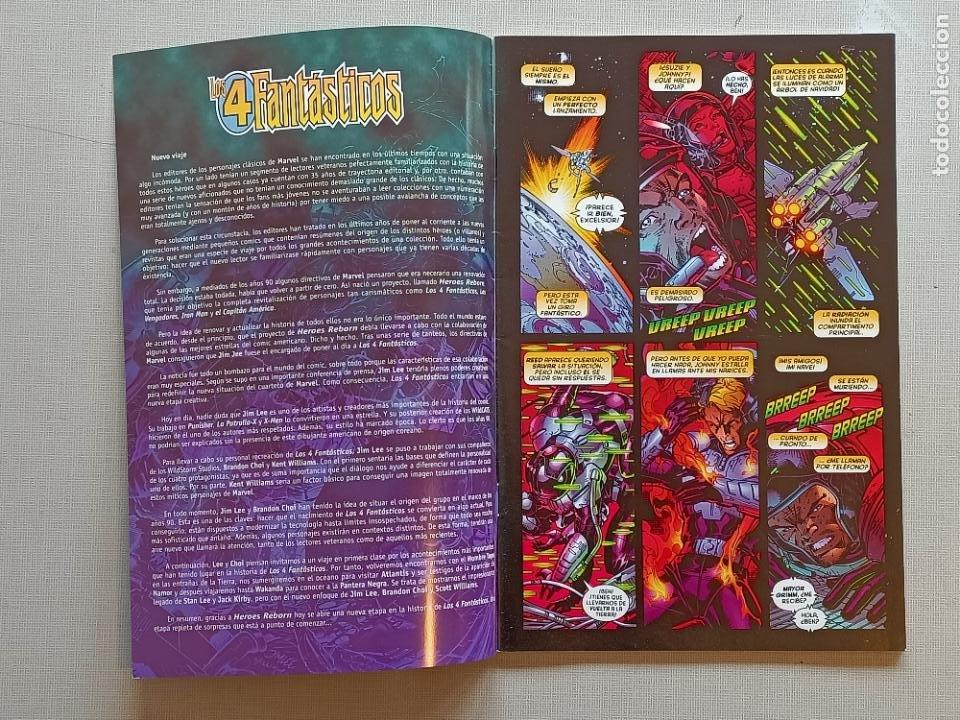 Cómics: LOS 4 FANTÁSTICOS HEROES REBORN FORUM - Foto 8 - 248480185