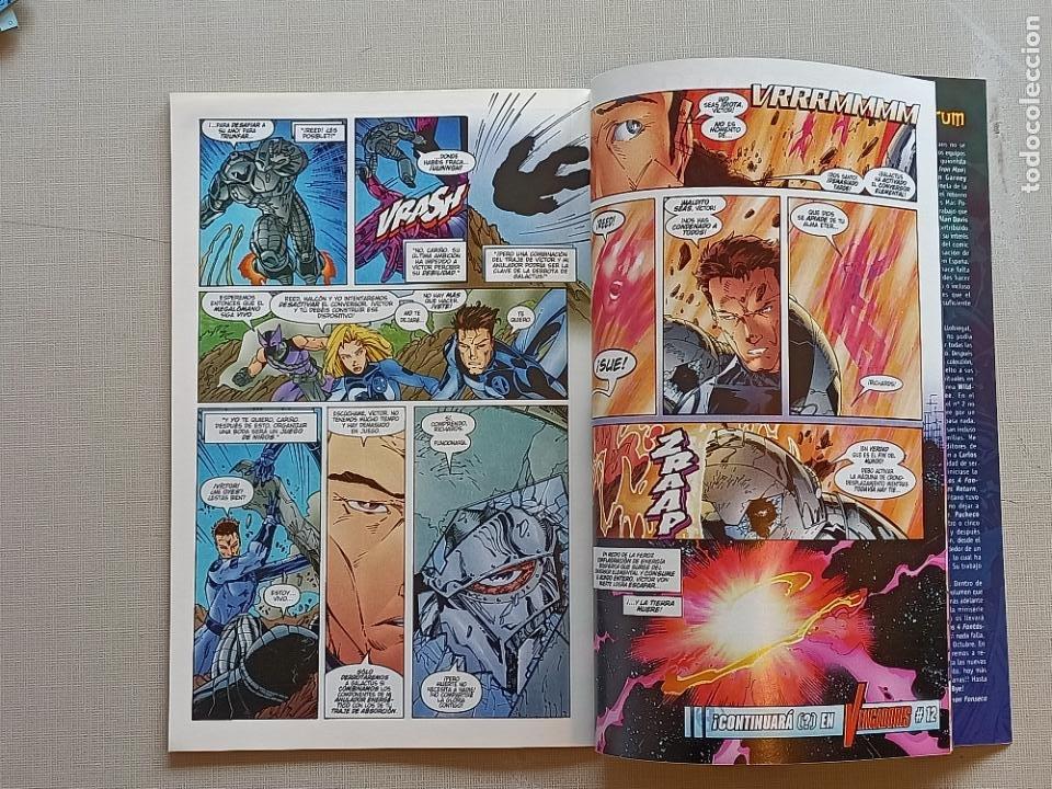 Cómics: LOS 4 FANTÁSTICOS HEROES REBORN FORUM - Foto 10 - 248480185