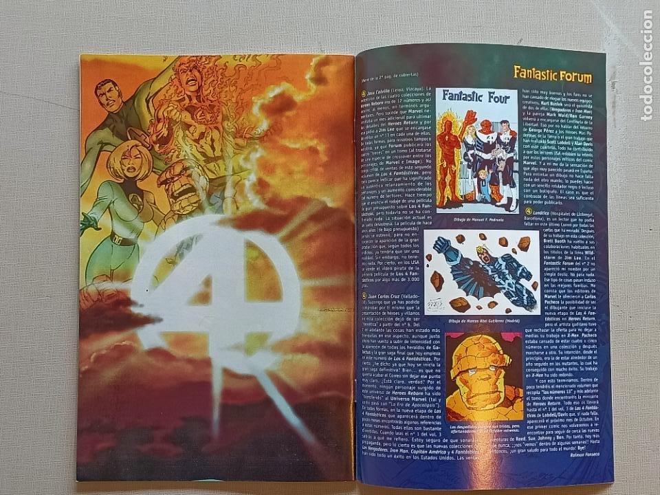 Cómics: LOS 4 FANTÁSTICOS HEROES REBORN FORUM - Foto 12 - 248480185