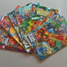 Cómics: LOS 4 FANTÁSTICOS HEROES REBORN FORUM. Lote 248480185