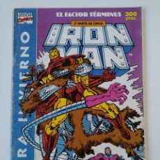 Cómics: COMIC ORIGINAL - IRON MAN - EXTRA INVIERNO - 2ª PARTE - FORUM - AÑO 1991...L3653. Lote 248578125