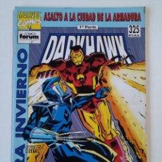 Fumetti: COMIC ORIGINAL - DARKHAWK - EXTRA INVIERNO - 1ª PARTE - FORUM - AÑO 1991...L3654. Lote 248578435