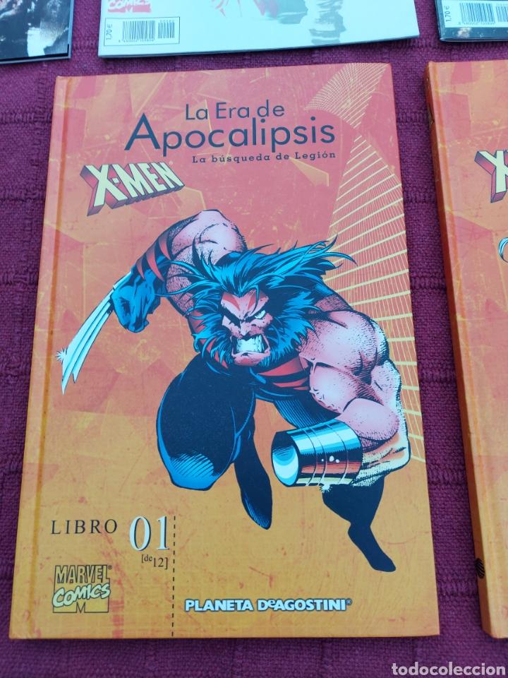 Cómics: X-MEN LA HERMANDAD - X-MEN LA ERA DE APOCALIPSIS/MUTANTES/LOBEZNO/MAGNETO/CICLOPE/BESTIA/COMIC FORUM - Foto 9 - 248607175