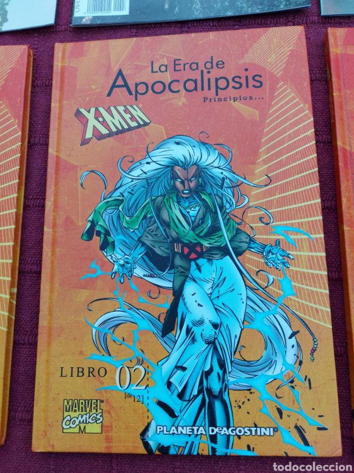 Cómics: X-MEN LA HERMANDAD - X-MEN LA ERA DE APOCALIPSIS/MUTANTES/LOBEZNO/MAGNETO/CICLOPE/BESTIA/COMIC FORUM - Foto 11 - 248607175