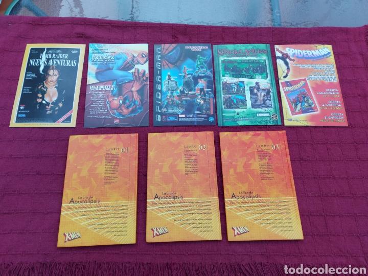 Cómics: X-MEN LA HERMANDAD - X-MEN LA ERA DE APOCALIPSIS/MUTANTES/LOBEZNO/MAGNETO/CICLOPE/BESTIA/COMIC FORUM - Foto 12 - 248607175