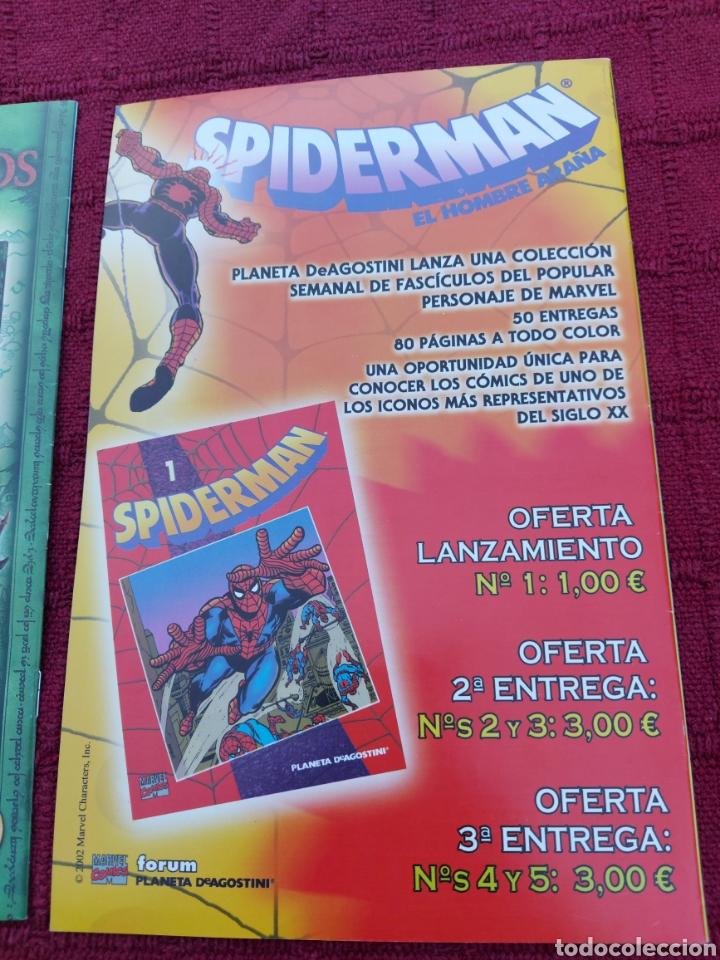Cómics: X-MEN LA HERMANDAD - X-MEN LA ERA DE APOCALIPSIS/MUTANTES/LOBEZNO/MAGNETO/CICLOPE/BESTIA/COMIC FORUM - Foto 17 - 248607175