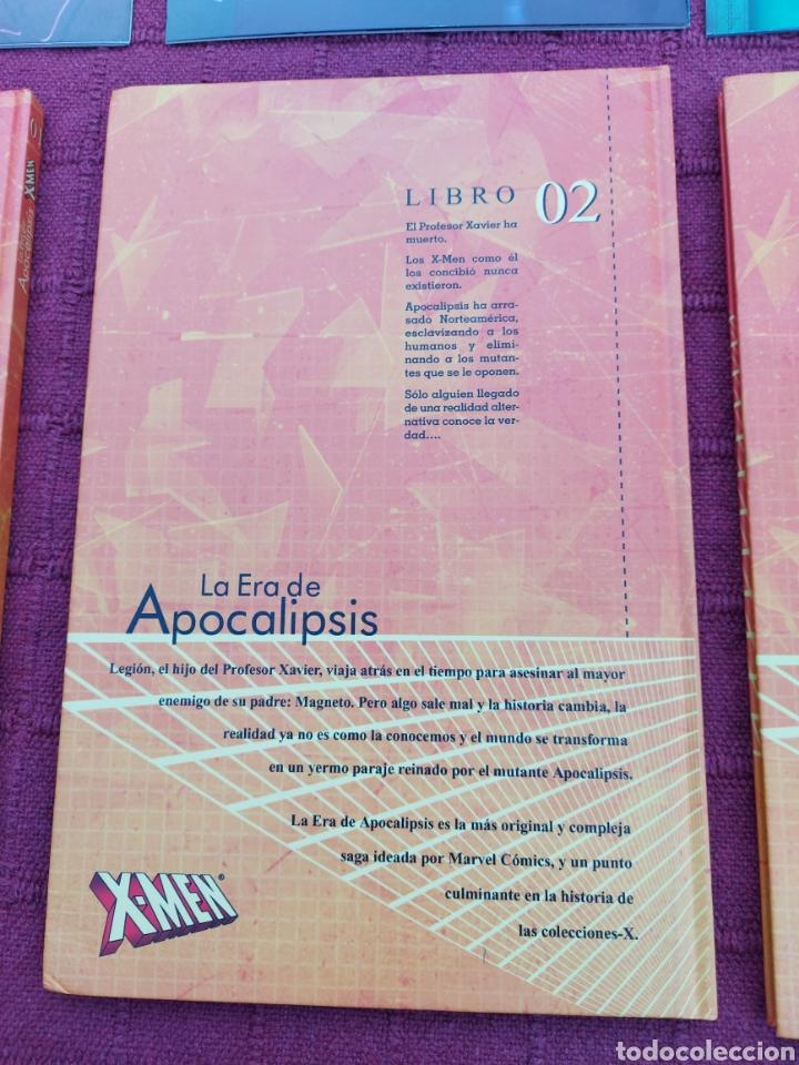 Cómics: X-MEN LA HERMANDAD - X-MEN LA ERA DE APOCALIPSIS/MUTANTES/LOBEZNO/MAGNETO/CICLOPE/BESTIA/COMIC FORUM - Foto 19 - 248607175
