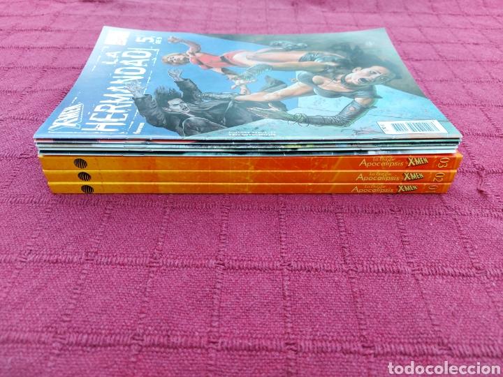 Cómics: X-MEN LA HERMANDAD - X-MEN LA ERA DE APOCALIPSIS/MUTANTES/LOBEZNO/MAGNETO/CICLOPE/BESTIA/COMIC FORUM - Foto 21 - 248607175