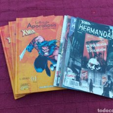 Cómics: X-MEN LA HERMANDAD - X-MEN LA ERA DE APOCALIPSIS/MUTANTES/LOBEZNO/MAGNETO/CICLOPE/BESTIA/COMIC FORUM. Lote 248607175
