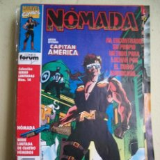 Cómics: MARVEL . CAPITAN AMERICA . NOMADA. Lote 248633500