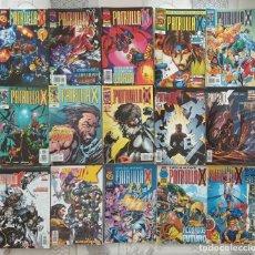Cómics: LA PATRULLA-X V2 COLECCIÓN COMPLETA 117 COMICS + 3 ESPECIALES FORUM/PANINI 1996. Lote 248705450