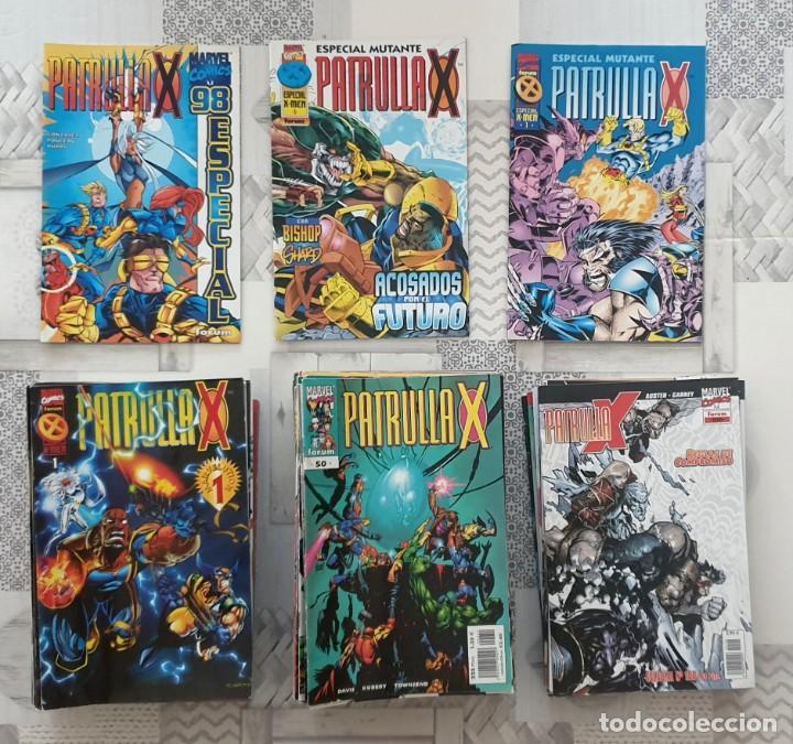 Cómics: LA PATRULLA-X V2 Colección Completa 117 comics + 3 especiales Forum/Panini 1996 - Foto 2 - 248705450