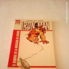 Cómics: IRON MAN - EL HOMBRE DE LA MASCARA DE HIERRO - FORUM - BUEN ESTADO - GORBAUD. Lote 248707045