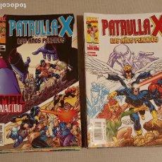 Cómics: PATRULLA X LOS AÑOS PERDIDOS FORUM. Lote 248942870