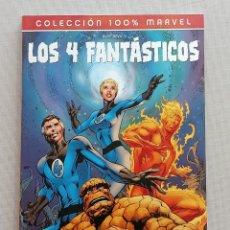 Cómics: LOS 4 FANTÁSTICOS EL FIN MARVEL FORUM. Lote 248950700