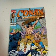 Cómics: X CONAN EL BARBARO 176 (FORUM). Lote 249138995