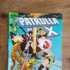 Cómics: LA PATRULLA X 40. Lote 249467185