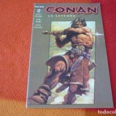 Cómics: CONAN LA LEYENDA Nº 0 ( KURT BUSIEK CARY NORD ) ¡BUEN ESTADO! FORUM DARK HORSE. Lote 249504320