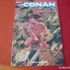 Cómics: CONAN LA LEYENDA Nº 29 ( MIKE MIGNOLA CARY NORD ) ¡BUEN ESTADO! FORUM DARK HORSE. Lote 249505670