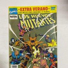 Comics : LOS NUEVOS MUTANTES. LOS REYES DEL DOLOR. 1ª PARTE. MARVEL COMICS. COMICS FORUM. Lote 249514830
