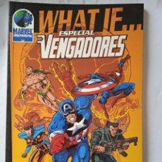 Cómics: WHAT IF ESPECIAL VENGADORES. Lote 250111350