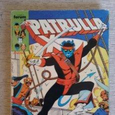 Comics : PATRULLA X. RETAPADO. Nº 47 AL 51. FORUM. Lote 250134170