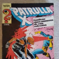 Comics : LA PATRULLA X. RETAPADO. Nº 52 AL 56. FORUM. Lote 250134485