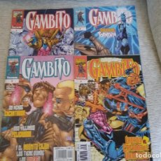 Cómics: GAMBITO. VOL 2. Nº 1 AL 12. FORUM. Lote 250158985