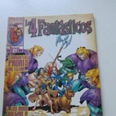 Comics: LOS 4 FANTASTICOS VOL. III Nº 21 FORUM ARX14. Lote 251035715