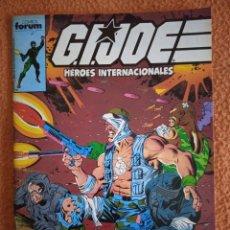 Cómics: COMANDO GIJOE 27 FORUM. Lote 251043155