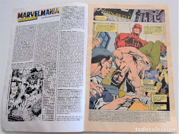 Cómics: LOTE 3 TEBEOS FORUM - LOS 4 FANTÁSTICOS Nº 83 - DAREDEVIL Nº 58 - LA COSA Nº 8 - Foto 7 - 251196720
