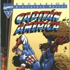 Cómics: BIBLIOTECA MARVEL CAPITAN AMERICA 7. Lote 251743515