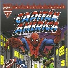 Cómics: BIBLIOTECA MARVEL CAPITAN AMERICA 8. Lote 251743565