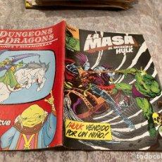 Cómics: LA MASA EL INCREÍBLE HULK Nº 42 VOL 1 VENCIDO POR UN NIÑO - COMICS FORUM. Lote 251782005
