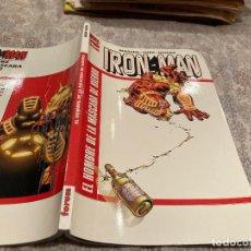 Cómics: IRON MAN: EL HOMBRE DE LA MASCARA DE HIERRO - TOMO - COMICS FORUM. Lote 251787845