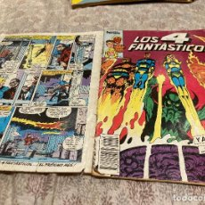Cómics: LOS 4 FANTASTICOS VOL 1 Nº18 RETORNO A LOS ORIGENES -COMICS FORUN 1984. Lote 251955620
