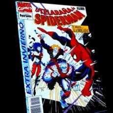 Cómics: EXCELENTE ESTADO SPIDERMAN EXTRA INVIERNO COMICS FORUM MARVEL. Lote 252099185