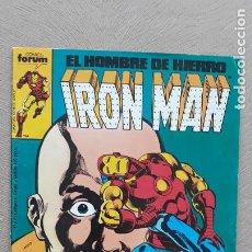 Cómics: IRON MAN VOL.1 FORUM Nº 20. Lote 252103565