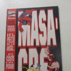 Comics : MASACRE. SERIE LIMITADA. Nº 2 DE 4 FORUM MUCHOS EN VENTA, MIRA TUS FALTAS ARX81. Lote 252319680