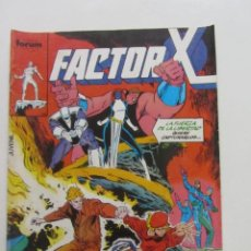 Cómics: FACTOR X Nº 8 - VOL.1 - FORUM 1988 MUCHOS EN VENTA, MIRA TUS FALTAS ARX81. Lote 252323290