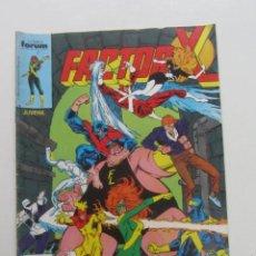 Cómics: FACTOR X Nº 9 - VOL.1 - FORUM 1988 MUCHOS EN VENTA, MIRA TUS FALTAS ARX81. Lote 252323435