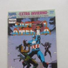 Comics: CAPITAN AMERICA EXTRA INVIERNO LA TACTICA DE VON STRUCKER 3ª FORUM MUCHOS EN VENTA MIRA FALTAS ARX82. Lote 252330295