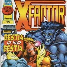 Cómics: X-FACTOR VOL. 2 Nº 15 - FORUM. Lote 252452700
