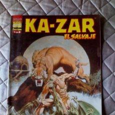Cómics: KAZAR EL SALVAJE Nº 1 (1 DE 3) FORUM. Lote 252525435