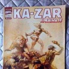 Cómics: KAZAR EL SALVAJE Nº3 (3 DE 3) FORUM. Lote 252525805