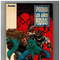 Fumetti: SPIDERMAN - LOS AÑOS PERDIDOS - FORUM. EXCELENTE.. Lote 252545755