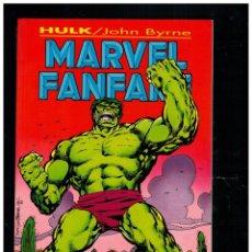 Comics : MARVEL FANFARE 2. HULK / JOHN BYRNE.FORUM. EXCELENTE.. Lote 252547660