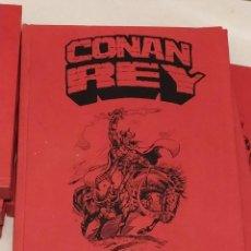 Cómics: COLECCION COMPLETA CONAN REY. 6 TOMOS (66 NUMEROS + EXTRAS). FORUM. Lote 252560335