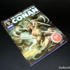 Cómics: SUPER CONAN Nº4 - SERIE ORO - 2ª EDICIÓN - LA ESPADA SALVAJE DE CONAN EL BÁRBARO.. Lote 252577665